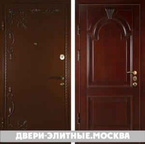 МДФ + Порошок + Ковка